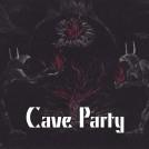 """鳥彦 個展 """"CAVE PARTY"""""""
