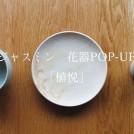 野田ジャスミン 花器POP-UP SHOP「植悦」