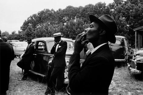 "Robert Frank ""Funeral – St Helena, South Carolina""1955 from ""The Americans""(1959) (c) Robert Frank"