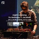night cruising 11th anniversary feat.Jan Jelinek