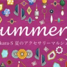 summery ~kara-S 夏のアクセサリーマルシェ~