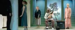 現代劇としての「Nō」のスリリングな時空