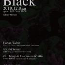 """名和晃平個展 クロージング音楽Live""""Black"""""""