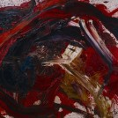 没後10年 白髪一雄 水滸伝 豪傑シリーズ -アクション・ペインティングによる豪放の世界-