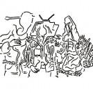 鉄道芸術祭vol.8 クロージング・イベント 「トーク&ライブ」佐々木敦(批評家)NEW MANUKE(音楽グループ)✖️DJ 方(DJ)
