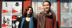 Interview Lucille Reyboz and Nakanishi Yusuke </br>(Founders/directors of KYOTOGRAPHIE)