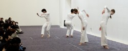 Trisha Brown Dance Company review </br>The power of a smile